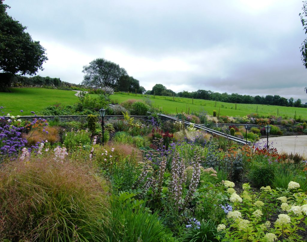 Thoughts on planting design tim austen garden designs for Irish garden designs
