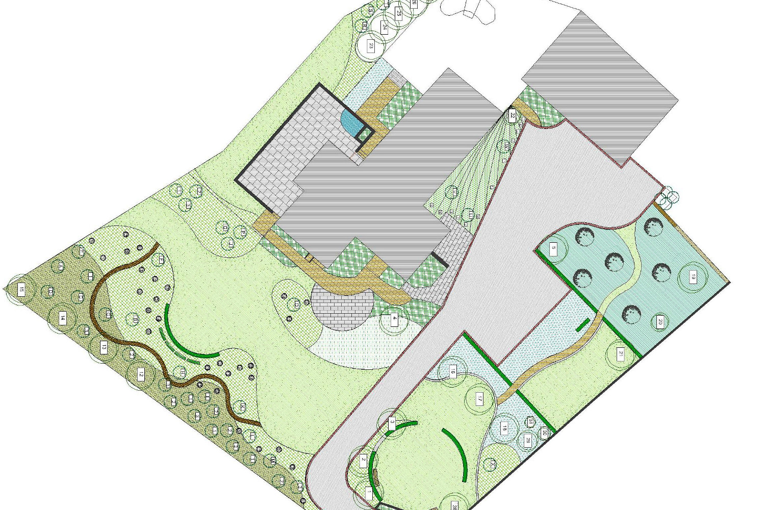 Tim-Austen-Garden-Design-Rural Garden Cahir Tipperary-4