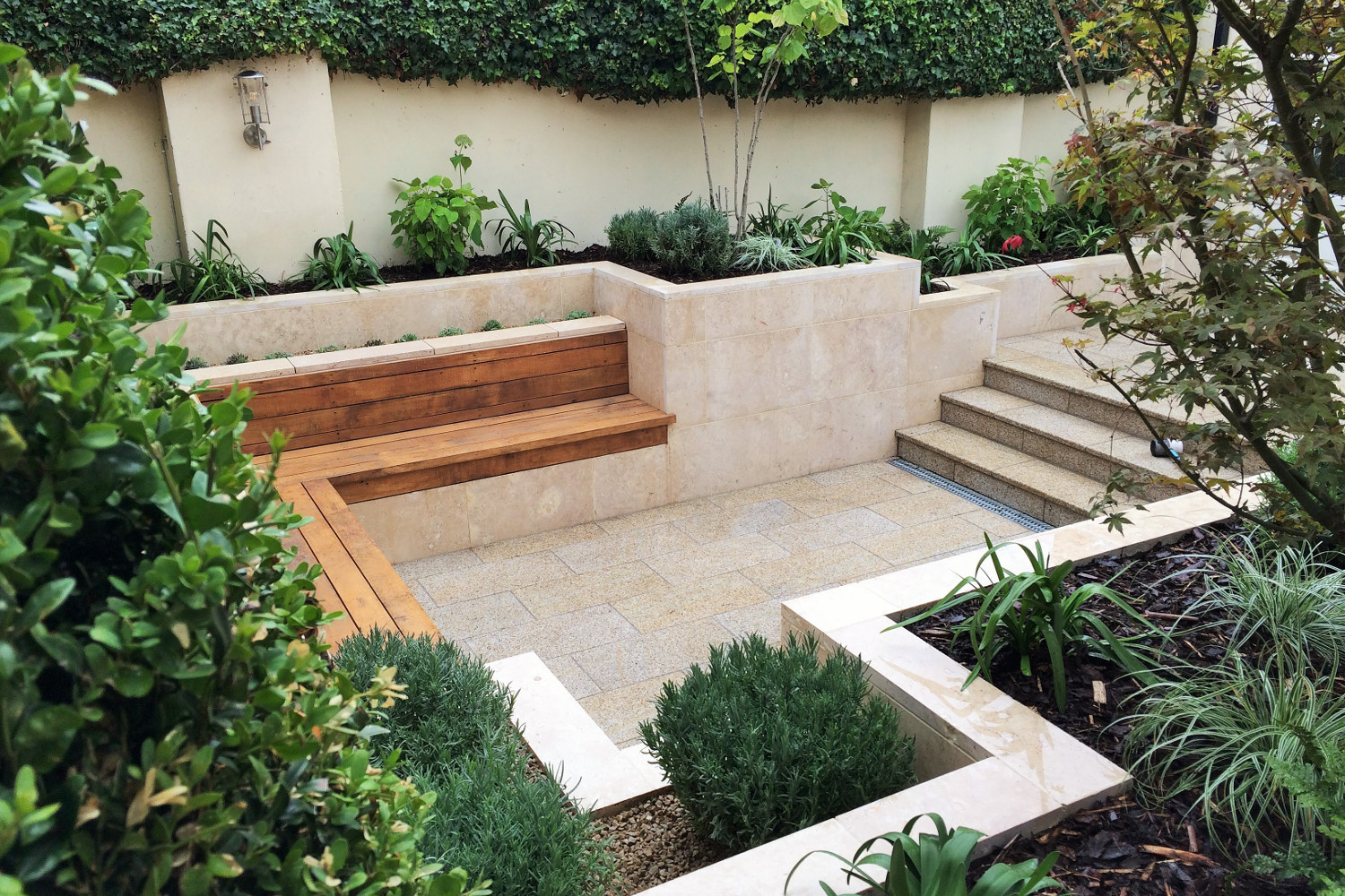 Stylish sanctuary garden in Glasnevin, Dublin - Tim Austen ...
