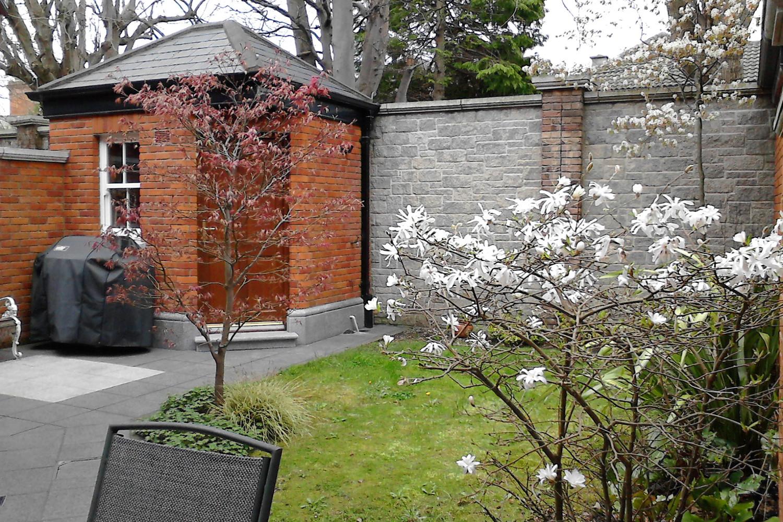 Attrayant Tim Austen Garden Design Courtyard Garden Terenure 1 Tim ...