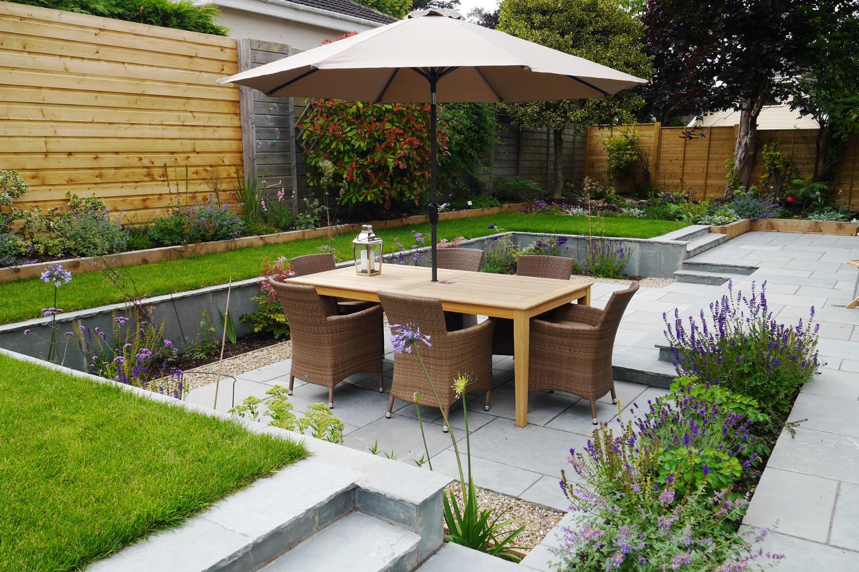 ... Tim Austen Garden Design Family Garden Monkstown ...
