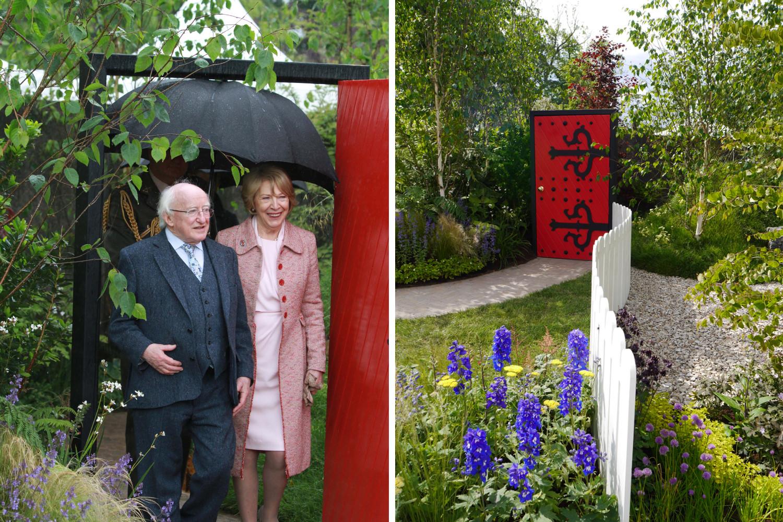 ... Tim Austen Garden Design Barretstown Childrens Charity 1 ...