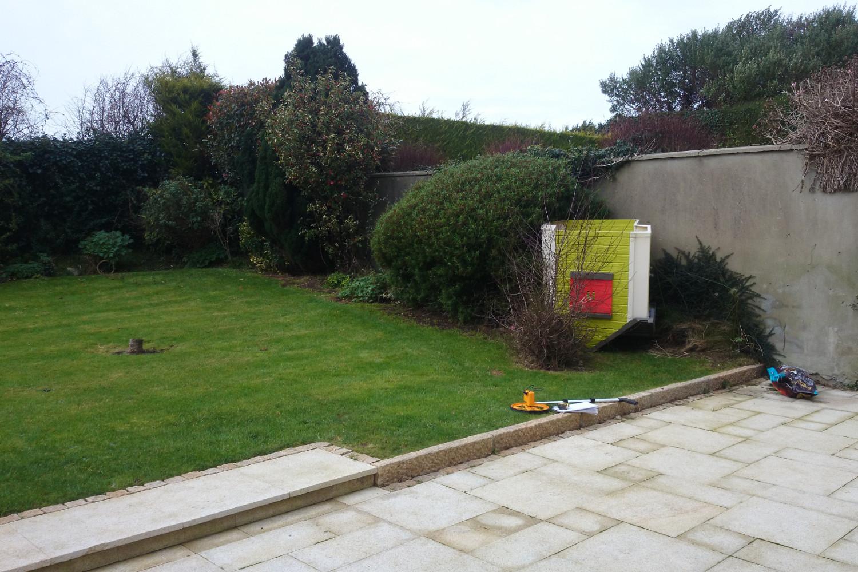 Fashionable, functional garden in Malahide, Co. Dublin ... on Functional Backyard Ideas id=17324