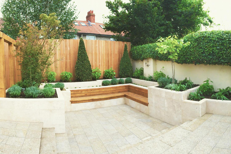 Stylish Sanctuary Garden In Glasnevin Dublin Tim Austen Garden Designs