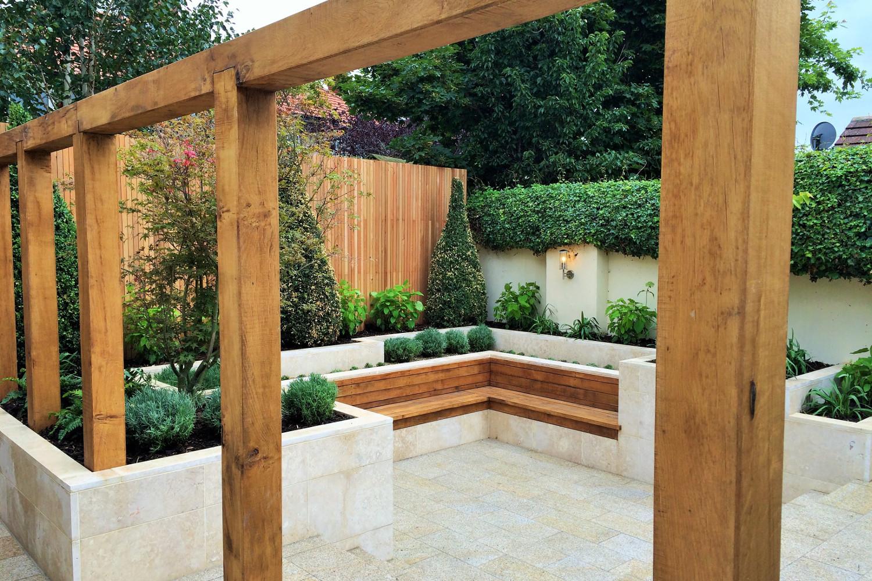 Stylish sanctuary garden in Glasnevin, Dublin - Tim Austen ...